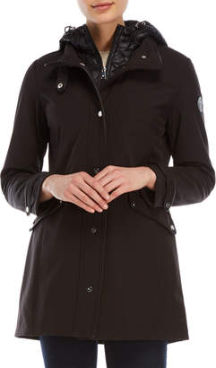 Lauren Ralph Lauren Hooded Bib Jacket