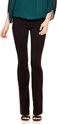 JCPenney Alyx Straight-Leg Pull-On Pants