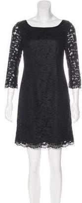 Lilly Pulitzer Lace Mini Dress