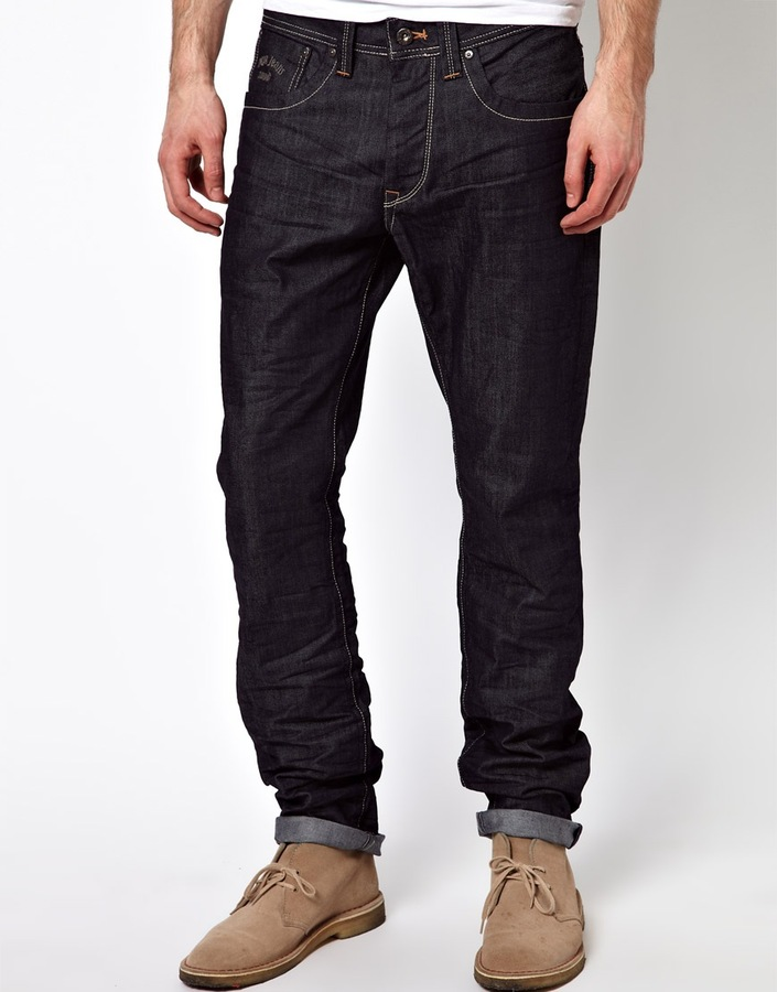 Pepe Jeans Cash Regular Tapered Fit Rinse