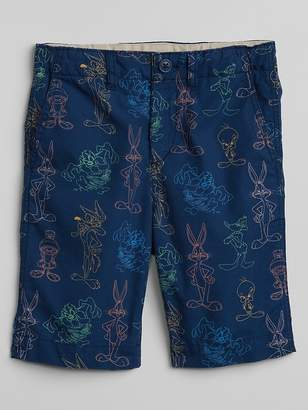 "Gap | Looney Tunes 8.5"" Shorts in Poplin"