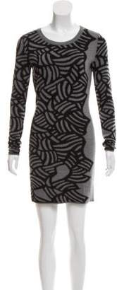 Diane von Furstenberg Farley Wool Dress