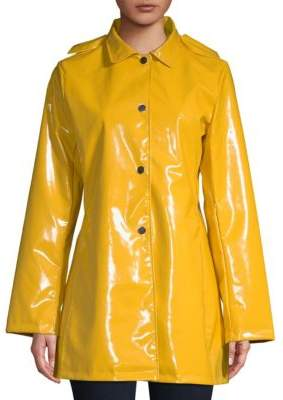 Jane Post Princess Hooded Raincoat