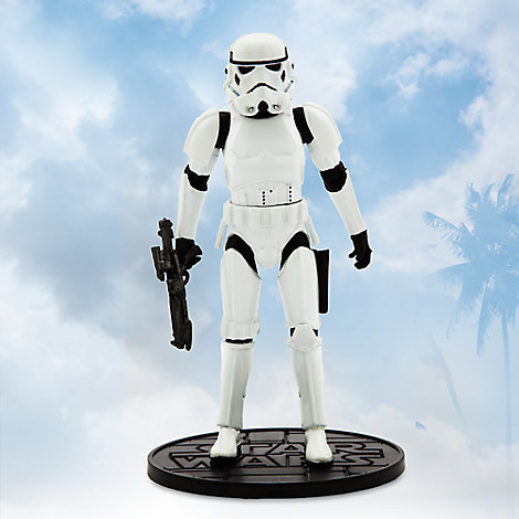 Imperial Stormtrooper Elite Series Die Cast Action Figure - 6 1/2'' - Rogue One: A Star Wars Story