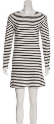 Nlst Striped Knit Dress