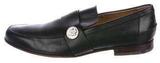 Gucci Hysteria Crest Loafers