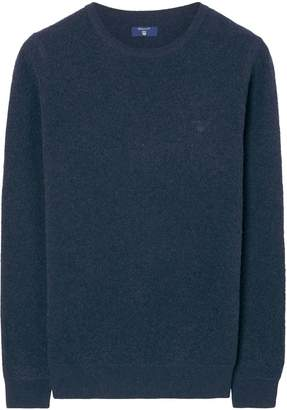 Gant Loop Fleece Crewneck Jumper