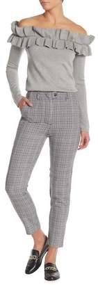 Do & Be Do + Be Plaid Print Pants