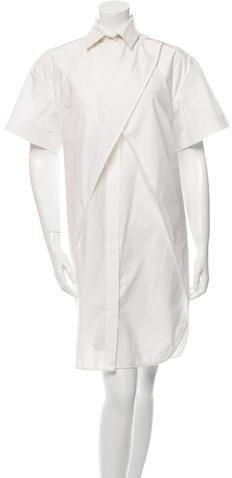 Alexander WangAlexander Wang Oversize Shirt Dress w/ Tags