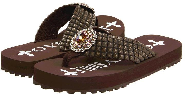 Gypsy SOULE Hardcore (Chocolate) - Footwear
