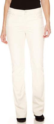 ST. JOHN'S BAY Straight-Leg Corduroy Pants
