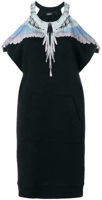 Marcelo Burlon County of Milan Wing dress