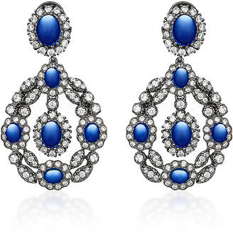 Anabela Chan M'O Exclusive Treasure Sapphire Earrings