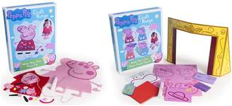 Peppa Pig Make Your Own Peppa Puppet Kit.