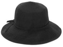 San Diego Hat Company Ribbon Cloche Hat