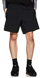 Isaora Men's Logo Swim Shorts - Black