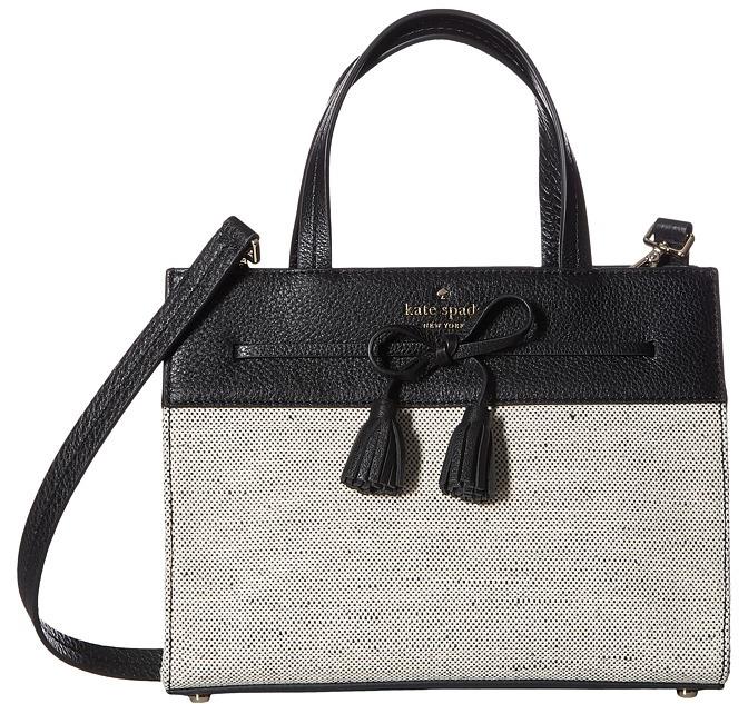Kate SpadeKate Spade New York - Hayes Street Fabric Small Isobel Handbags