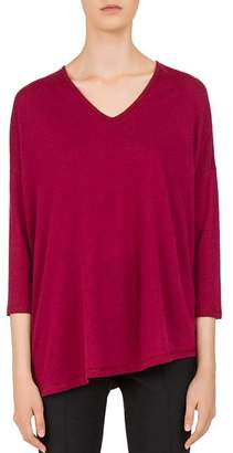 Gerard Darel Nasia V-Neck Top