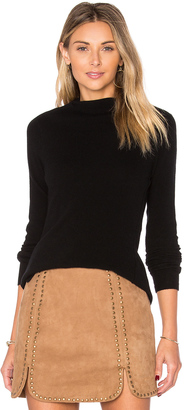 Inhabit Riviera Roll Neck Sweater $330 thestylecure.com