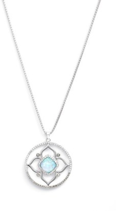 Women's Judith Jack Tropical Touches Pendant Necklace $165 thestylecure.com