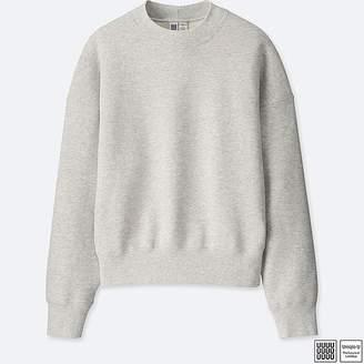 Uniqlo Women's U Crew Neck Long-sleeve Sweatshirt