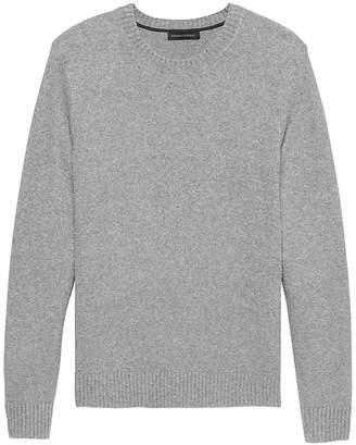 Banana Republic BR x Kevin Love | Cotton-Wool Blend Crew-Neck Sweater