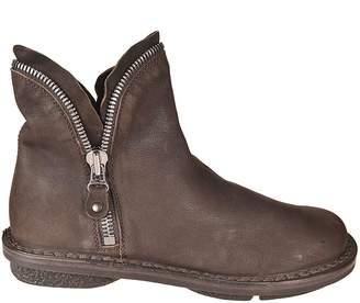 Trippen Diesel F Zipped Boots