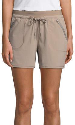 ST. JOHN'S BAY SJB ACTIVE Active Pull-On Shorts