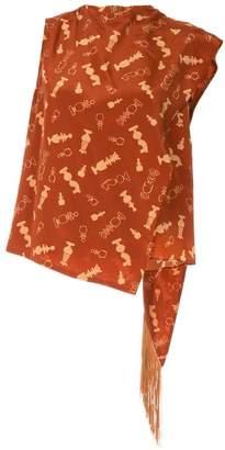 da2e4ffe9f Karen Walker Red Clothing For Women - ShopStyle UK