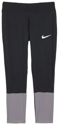 Nike Dry Power Running Crop Tights