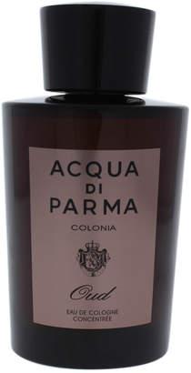 Acqua di Parma Men's Colonia Oud 6Oz Eau De Parfum Concentree Spray