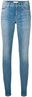 Cambio mid-rise skinny jeans