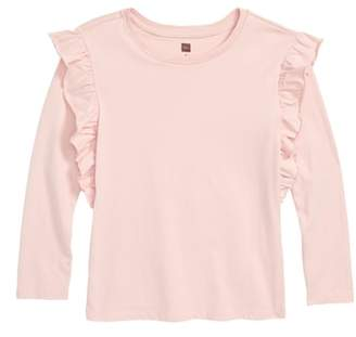 Tea Collection Ruffle Sleeve Top