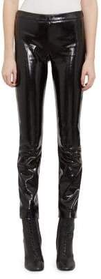 Haider Ackermann Galanthus Leather Leggings