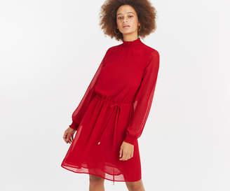 Oasis HIGH NECK DRESS