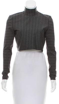 Torn By Ronny Kobo Sulan Crop Top w/ Tags