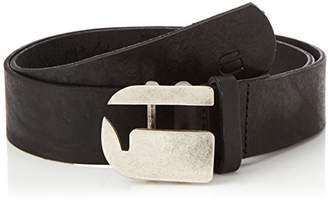 G Star G-Star Men's Rikku Logo Pin Belt,(Manufacturer Size: 90)