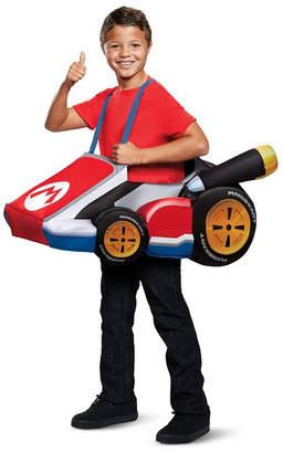 BuySeasons Super Mario Bros. Mario Kart Big Boys Costume