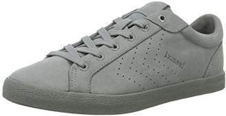 Hummel Women's Deuce Court Low-Top Sneakers,8.5 UK