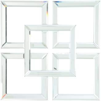 Phil Bee Interiors Square Mirror Wall Art