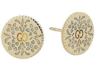 Gucci Icon Stud Earrings