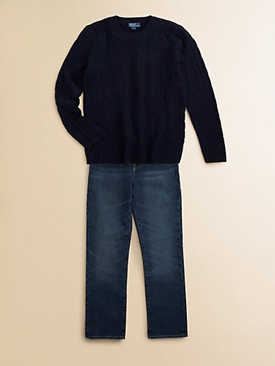 Ralph Lauren Boy's Cashmere Sweater