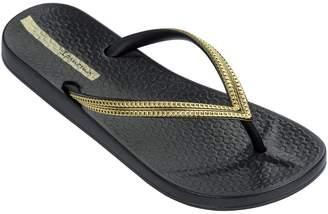 Ipanema Women's Metallic Flip Flops