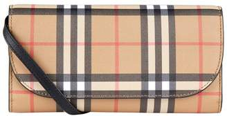Burberry Henley Check Cross Body Bag