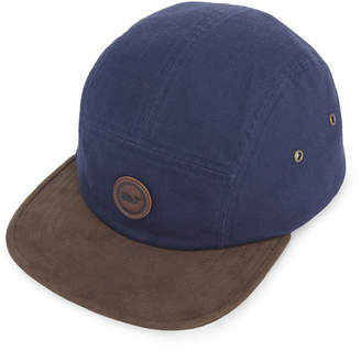 Vineyard Vines Suede Brim Five Panel Hat