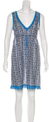 HUGO BOSS Hugo by Sleeveless Mini Dress