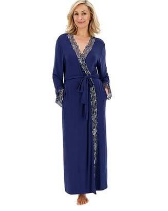 Pretty Secrets Marisota Ella Lace Long Robe