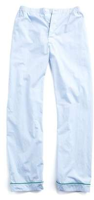 Sleepy Jones Marcel Pajama Pant in Blue
