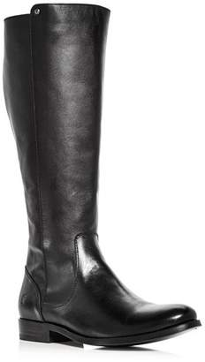 Frye Women's Melissa Stud Leather Tall Boots