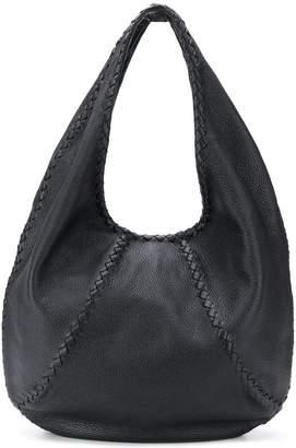 Bottega Veneta nero cervo shoulder bag